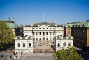 Bild på högsta domstolen